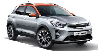 Kia Crossovers Kia Stonic New B Segment Suv Crossover Revealed