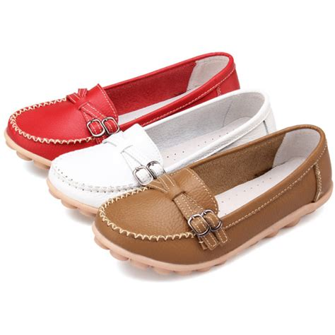 ballet loafers buy genuine leather ballet driving loafers bazaargadgets