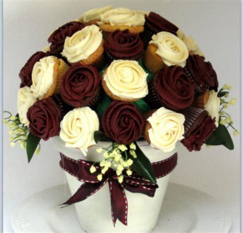cupcake flower arrangements cupcake flower arrangements newhairstylesformen2014 com