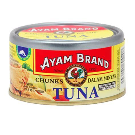 Wilmond Tuna In Tuna Kaleng ayam brand tuna chunk in 185 gram