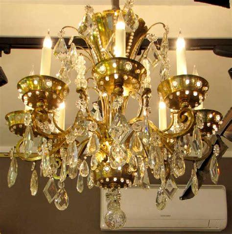 chandelier  maison bagues paris