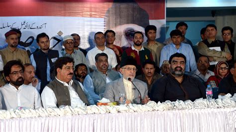 www minhaj org tehreek e qisas to be launched for justice dr tahirul