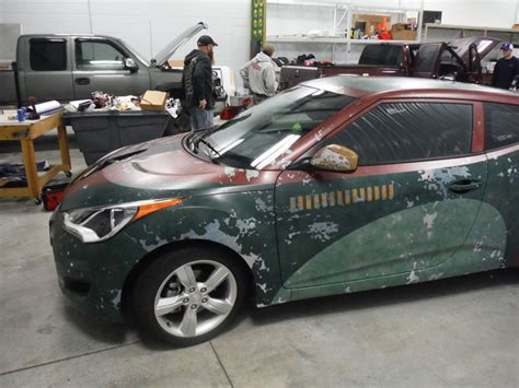Epic Vinyl Wraps Car - epic boba fett car wrap