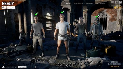 pubg gift codes reddit quot ready up quot indicator in squads lobby would be nice pubg