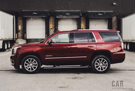 denali the review 2016 gmc yukon denali canadian auto review