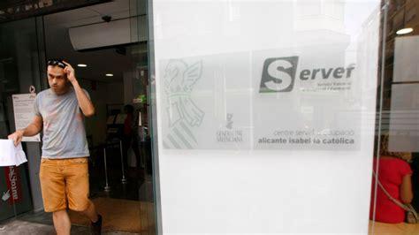 oficina de empleo valencia el paro baja en la comunidad valenciana en 9 807 personas