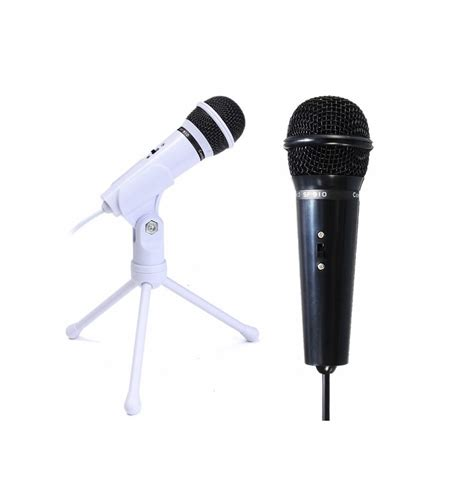 condenser microphone desk stand 3 5mm condenser microphone mic recording stand for pc