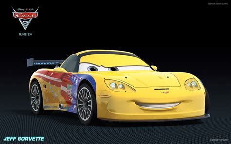 cars 2 coloring pages jeff gorvette jeff gorvette pixar wiki fandom powered by wikia