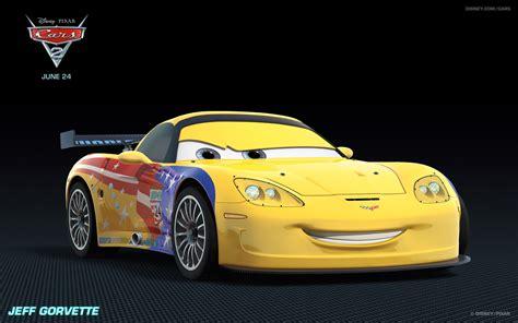 cars characters yellow jeff gorvette pixar wiki fandom powered by wikia