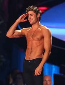 zac efron shirtless pictures popsugar celebrity