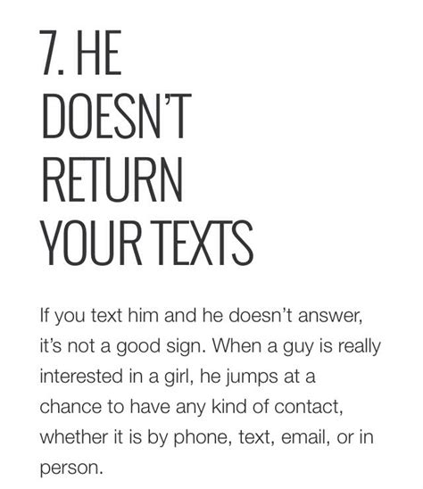 Signs Hes Not by 10 Signs That He S Just Not Into You Musely
