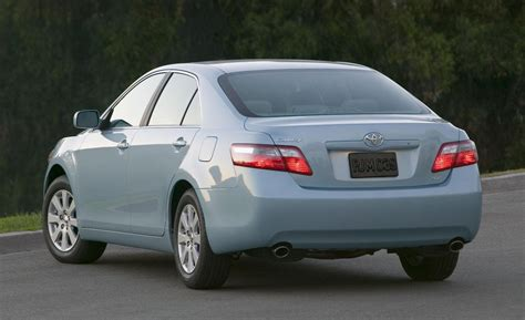 2008 Toyota Camry Xle Car And Driver