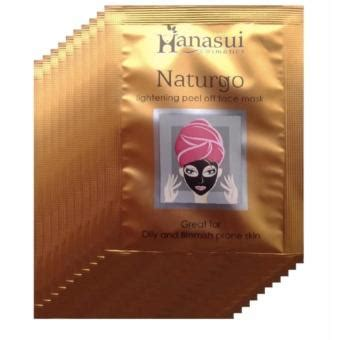 Shiseido Masker Lumpur 10 Pcs harga naturgo shiseido 2 box naturgo masker lumpur isi