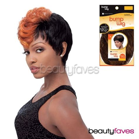Pre Bumped Hair Weave | mod mohawk sensationnel pre bumped 100 human hair bump