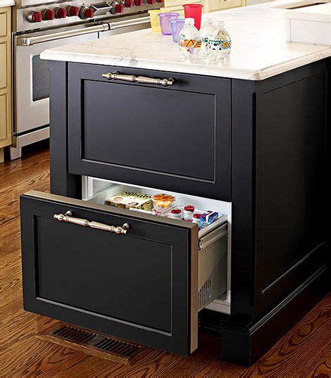 kitchen island with refrigerator 25 best ideas about kitchen refrigerator on pinterest