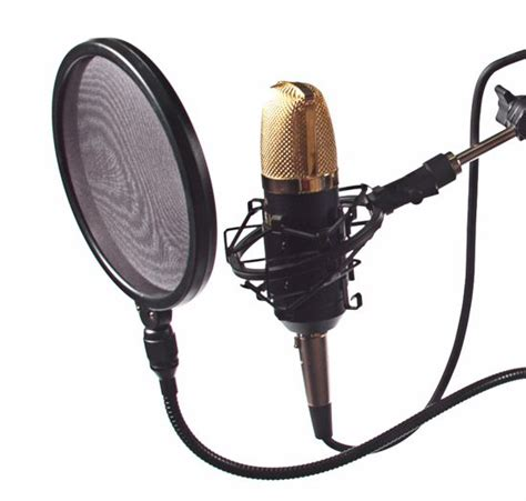 Microphone Desk Mount by The World S Catalog Of Ideas