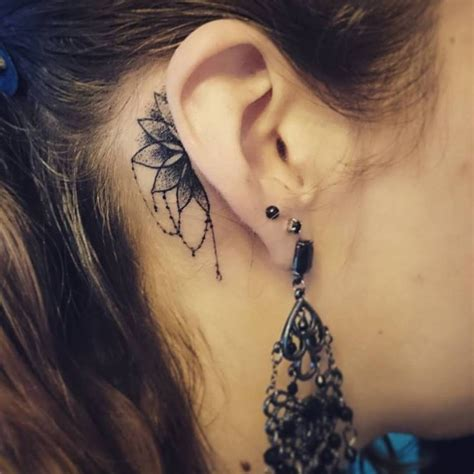 ear tattoo care how to care for a new color tattoo mandala tattoo and