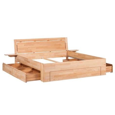 lit bois massif 160x200 maison design wiblia