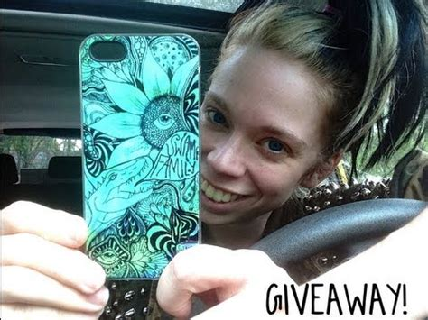 Grav3yardgirl Giveaway - swamp family giveaway iphone case youtube