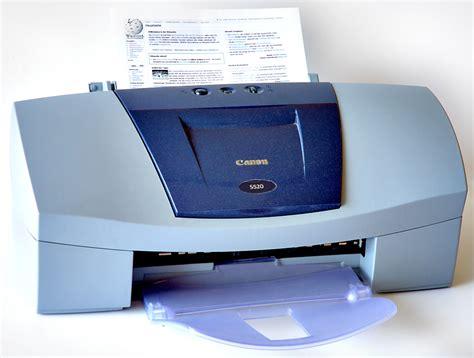 Printer Canon Jet archivo canon s520 ink jet printer jpg la enciclopedia libre