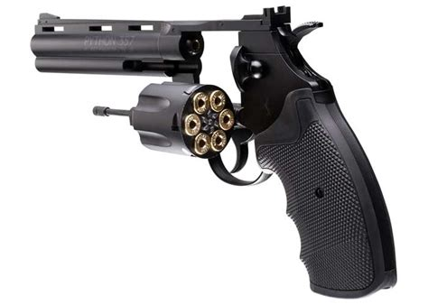 Revolfer Pyton colt python revolver airgun depot