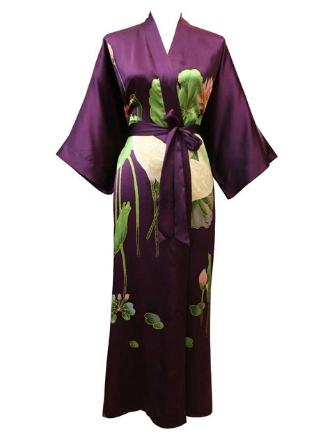 kimono robe silk kimono robes for silk kimono robes for