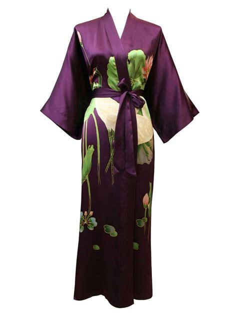 Silk Kimono Robes For Silk Kimono Robes For