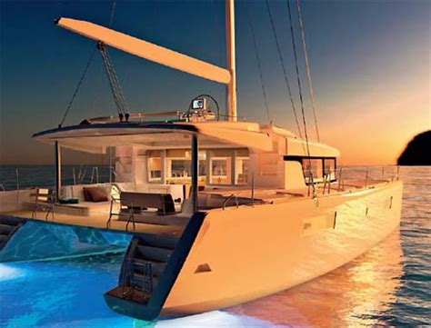 catamaran hire dubrovnik lagoon 52 luxury catamaran hire croatia 12 catamaran