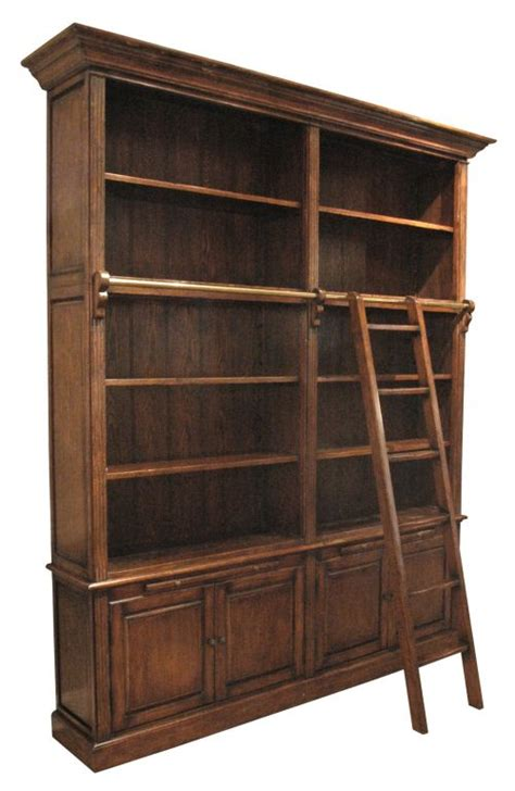 Best 25 Bookcase With Ladder Ideas On Pinterest Library Library Bookcase With Ladder