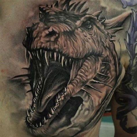 tattoo dragon katowice realistictattoo tumblr