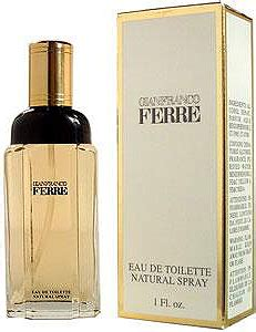 New Fragrance Ferre For By Gianfranco Ferre by Gianfranco Ferre Gianfranco Ferre Perfume A Fragrance