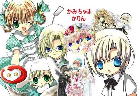 gakuen god 7 anime like gakuen gameguru
