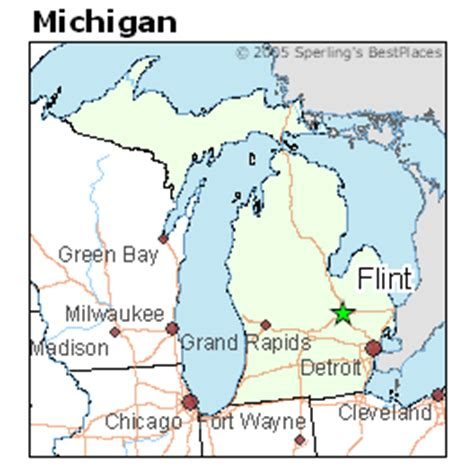 Rankings Of Michigan Flint by Best Places To Live In Flint Michigan