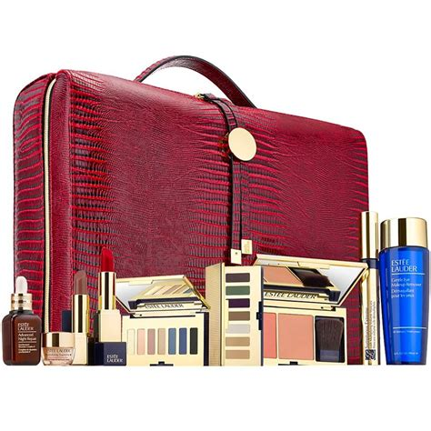 Set Makeup Estee Lauder est 233 e lauder blockbuster 2017 limited edition make up set