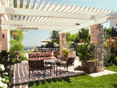 Designer Patio Outdoor Living Designs Outdoor Design Landscaping Ideas Porches Decks Patios Hgtv