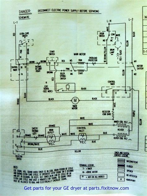 ge dryer wiring diagram wiring diagram and schematic