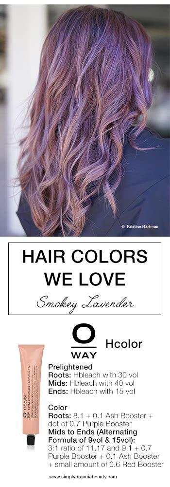 lavender hair color formula trending hair colors this week with formulas simply