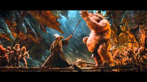 hobbit film goblin king the hobbit goblin king vs gandalf hd youtube
