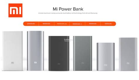 Powerbank Xiaomi 1000mah xiaomi mi power bank 5000mah 10000m end 9 8 2018 12 15 am