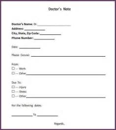 doctors excuse templates for work doctors note for work absence cvsleform