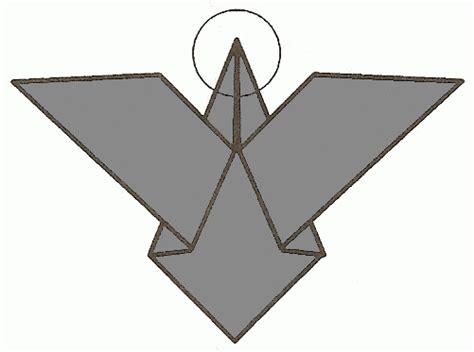 Origami Baseball Bat - guide how to origami a bat