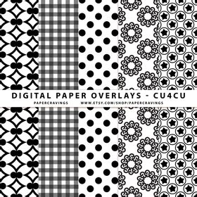 download pattern overlay photoshop cs4 digital paper overlays 12 quot x 12 quot and 8 5 x 11 quot set 7