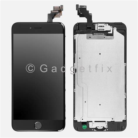 display lcd screen touch screen digitizer button camera