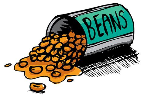 Spills The Beans yep they spilled the beans farm report