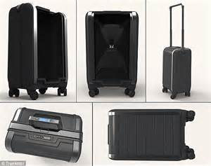 Charging For Carry On Bags by Intelligent Suitcases Tell You Where They Are Charge Your