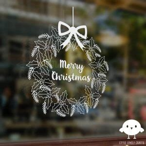 christmas window drawing freebies  lovely crafts