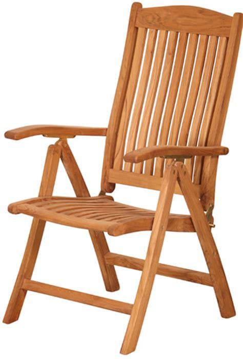 fauteuil de jardin bois fauteuil inclinable en teck massif 63 cm