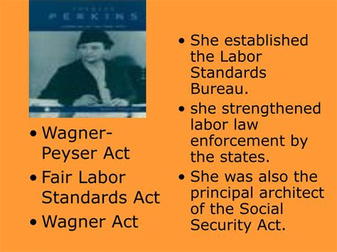 Fair Labor Standards Act Section 7 by Ppt The Great Depression Museum Powerpoint Presentation
