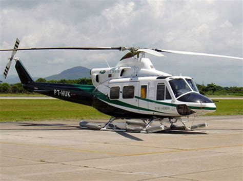 Heli Bell 412 Ep previous sales helicopter buyer