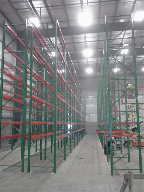 Osha Warehouse Racking Regulations by Pallet Racking Storage Solutions The Shelving